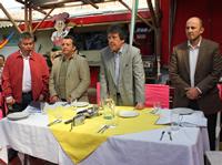 Fernando Ramírez 'enfila baterías' para los últimos 11 días de campaña