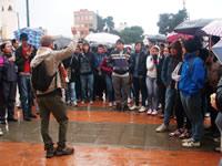 Universidad de Cundinamarca también entró en Paro Indefinido