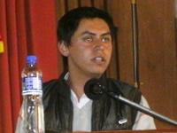 La renovación con la juventud y las ideas acertadas está en Iván Parra