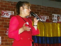 El compromiso de Mireya Ramos con el Medio Ambiente y la labor comunal