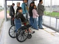 Transmilenio ofrecerá tarifas especiales a discapacitados