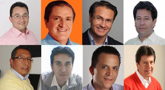 Esta noche es el debate final con los candidatos a la alcaldía de Soacha