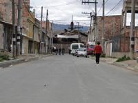 Construcción de andenes y pavimentación, para las comunas uno y tres: más obras del gobierno municipal