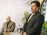 Con la firma del 'Pacto por la Vida', Fernando Escobar cerró su campaña a la Alcaldía