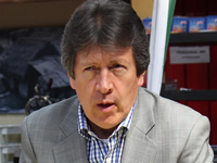 Fernando Ramírez reconoció triunfo de Nemocón