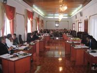 Resultados parciales  al concejo de Soacha