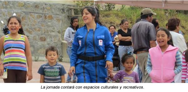 Cruz Roja realiza  jornada de atención a comunidad vulnerable y venezolana radicada en Soacha