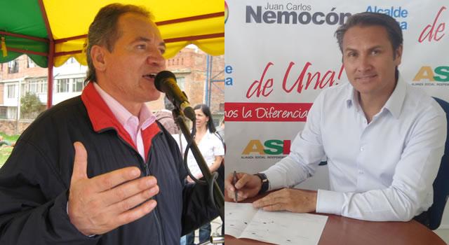Comienza empalme entre la Administración Martínez y Juan Carlos Nemocón