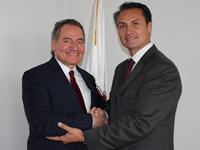 Comenzó  empalme entre la Administración Martínez y Juan Carlos Nemocón