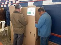 Votacion general al concejo de Soacha