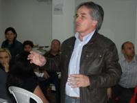 Duro pronunciamiento del Registrador Valenzuela por señalamientos en su contra
