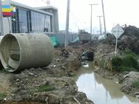 EAAB dejó plantada a la comunidad de Nuevo Colón