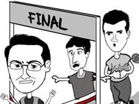 La caricatura de la semana