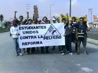 Sigue la lucha, estudiantes desisten de levantar el Paro