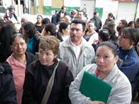 Padres de familia de la IE General Santander acusan a la rectora de incumplir orden de la Secretaría de Educación