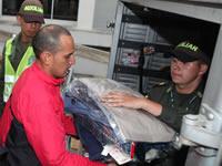 Ayudas humanitarias recibe la comunidad de Nuevo Colón