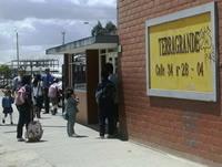 'Barras Bravas' vuelven a atacar en Terragrande I