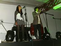 Estudiantes del SENA mostraron su talento con el canto