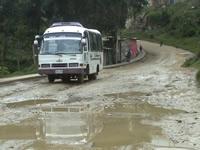 En Ciudadela Sucre las vías siguen en mal estado