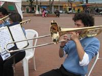 Banda musical de Soacha obtuvo primer lugar en Concurso Nacional de Bandas  en Anapoima