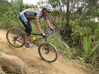 Medalla de oro para Cundinamarca en el Campeonato  Nacional de Ciclomontañismo