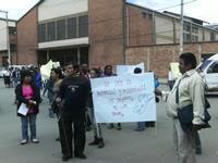 Socialización de la Ley de Víctimas para los desplazados de Soacha