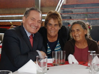 Adultos mayores recibieron reconocimiento por Juegos Criollos y Autóctonos