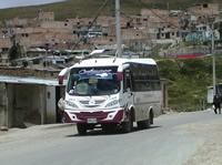 Transportadores de Ciudadela Sucre están amenazados por la delincuencia