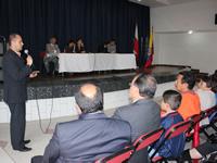Se aplazó entrega de credenciales a los ediles del municipio