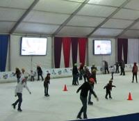 A patinar sobre hielo