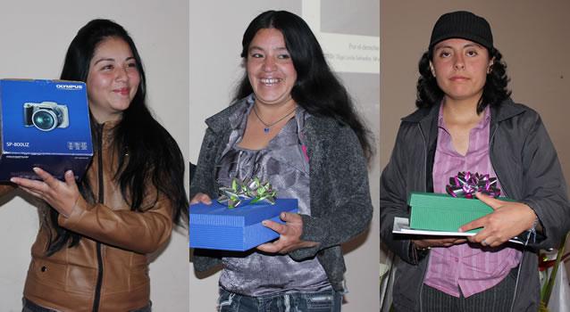 Mujeres de Compartir y La Isla ganaron concurso de Fotografía