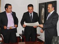 Mandatario  de Zipaquirá es nombrado alcalde del año