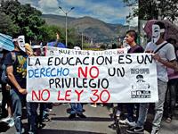 En Neiva se realizará la IV Asamblea de la Mesa Amplia Nacional Estudiantil