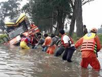 Alerta máxima en Cundinamarca por ola invernal