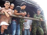 Siguen los problemas en Soacha por las 'batidas' del Ejército Nacional