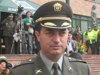 El coronel Fabio Castañeda es el nuevo comandante de la Policía Metropolitana de Cali