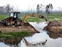 Nivel del Río Bogotá bajó por inundaciones controladas