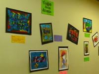 Arte y conciencia, el mensaje de los jóvenes de Soacha