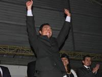 El patinador Javier Leonardo Buitrago Lamy fue el deportista del año en Soacha