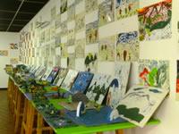 Artes Plásticas en la Casa de la Cultura de Soacha