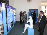 Se inauguró  Sala de Exhibición de Proyectos en el Palacio de San Francisco