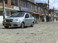 Las calles que aún faltan por arreglar en Compartir