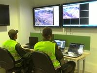 Ya están en servicio las primeras cámaras de seguridad en Soacha
