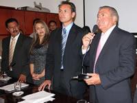 Alonso Rodríguez Chía es el nuevo presidente del Concejo de Soacha