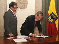 Antonio Navarro es el nuevo Secretario Distrital de Gobierno
