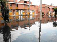 Distrito y afectados del invierno en Bosa acuerdan plan de trabajo para atender necesidades
