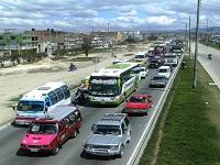 Continuará suspendido el Pico y Placa en Soacha