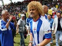 Bitácora de una leyenda viva del fútbol colombiano