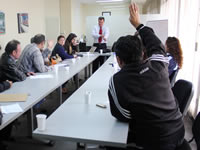 Confusión y desinformación generó protesta de docentes en Soacha