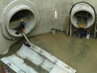 Así va la construcción del Interceptor Tunjuelo Canoas